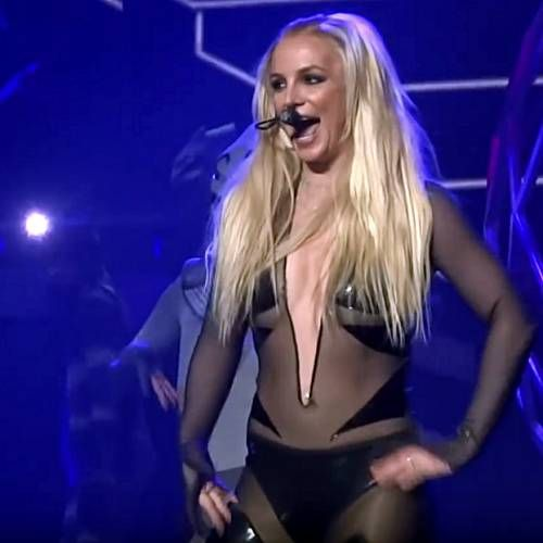 Britney Spears has switched her '.Baby One More Time' lyric to 'my loneliness is saving me' during lockdown