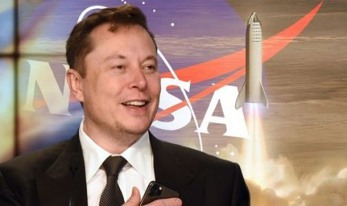 NASA shock: Agency snubbed over Mars landing - 'Elon Musk and SpaceX will do it first'
