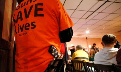 Richmond, Virginia braced for violence as thousands rally to defend gun rights