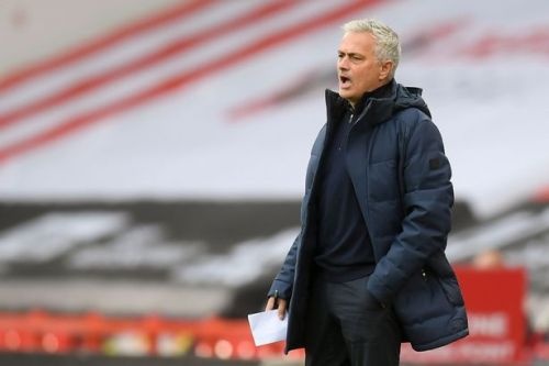 Jose Mourinho takes swipe at Arsenal over social media jibe