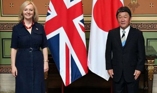 Japan trade deal BOOM - Tokyo wants £15bn agreement struck by END of month