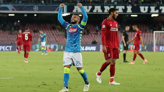 Champions League: Napoli vs. Liverpool team news, predictions, TV channel, live stream