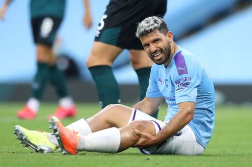 Man City hold Sergio Aguero injury hopes despite striker's fears for CL quest