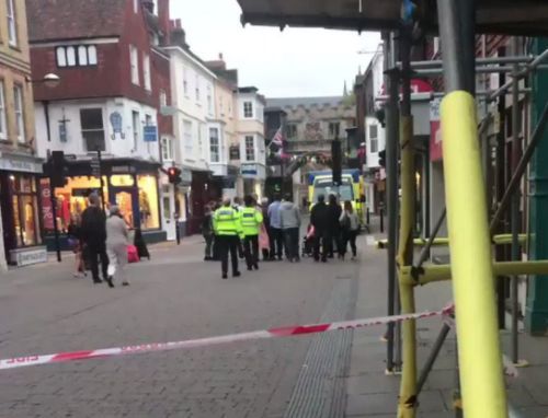 Salisbury emergency - Couple fall ill at Prezzo restaurant just 300m from Zizzis at centre of Skripal poisoning probe