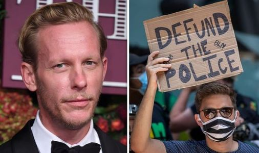 Laurence Fox launches new party to fight 'WAR ON WOKE' - 'We're not on our own side!'