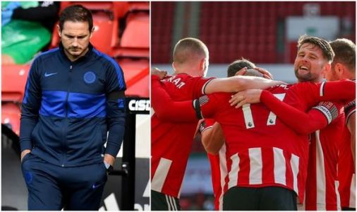 Chelsea manager Frank Lampard sends brutal message to players after Sheffield Utd defeat