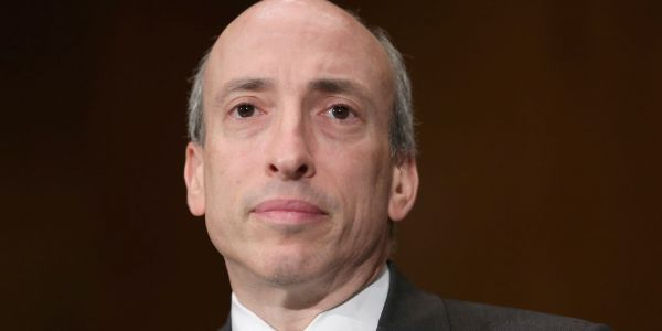 SEC chief Gary Gensler says many crypto tokens are securities and fall under the agency's jurisdiction
