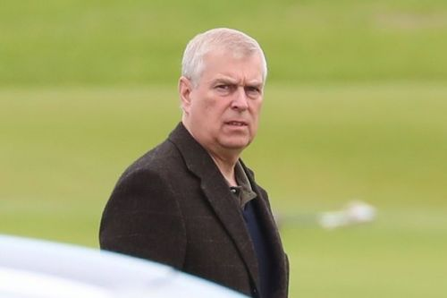 Prince Andrew spent £16k of taxpayer money on private flight to watch Open golf