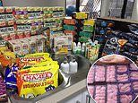 Australian mums are saving thousands on groceries through MASSIVE outlet hauls