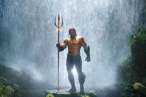 When will Aquaman 2 be released?
