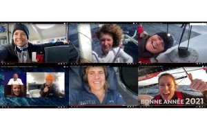 Vendée Globe on YouTube - why the women stand out from the crowd