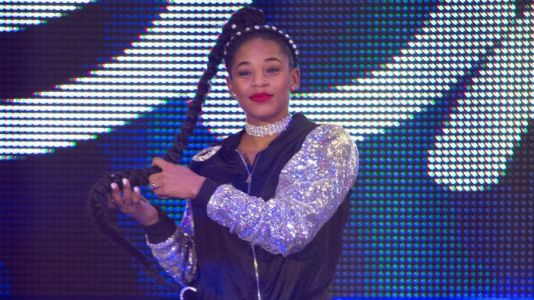 WWE's Bianca Belair praises 'amazing' Zelina Vega before huge Clash of Champions match