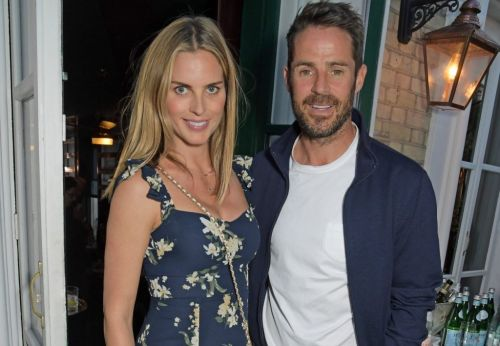 Jamie Redknapp 'marries pregnant Frida Andersson in low-key London ceremony' ahead of due date