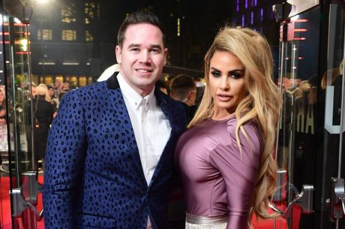 Katie Price still married to Kieran Hayler despite announcing divorce
