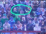 Footy fans spot a sinister figure in stands as NRL uses cardboard cutouts to fill empty stadiums