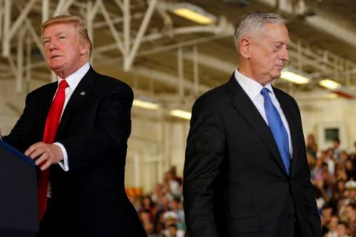 US general James Mattis breaks silence with damning condemnation of Donald Trump