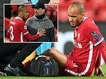 Liverpool 'receive boost with Fabinho's hamstring injury not as bad as first feared'