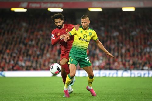 What channel is Norwich vs Liverpool on? TV channel and live stream information