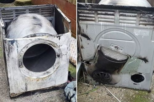 500,000 deadly tumble driers still at large and in people's homes