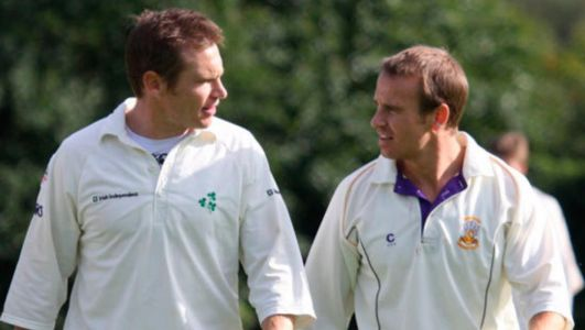 Funding drive launched for NI cricket international Andrew Patterson facing life in wheelchair