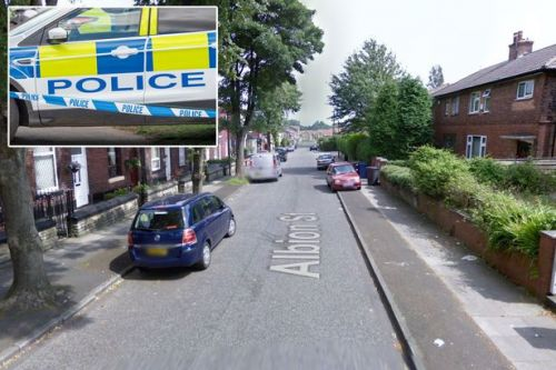 Manhunt after intruder enters girl's bedroom and sexually assaults her at 4.30am