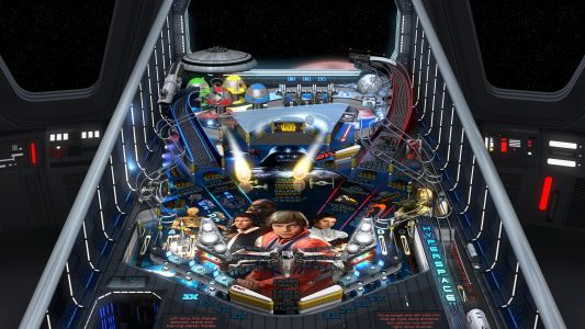 Free games: Grab a big bundle of free pinball tables courtesy of Pinball FX3