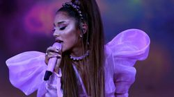 Ariana Grande Finally Receives Her Grammy, Five Months After Snubbing Ceremony