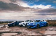Three of a kind: Alpine A110 vs A110 S vs Life110