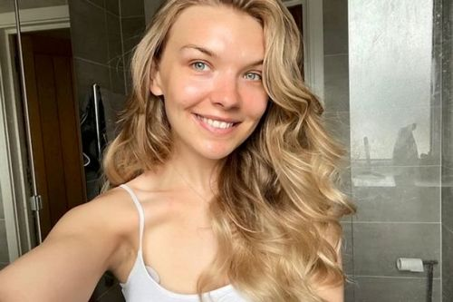 Miss England finalists pose make-up free in bid to promote natural beauty