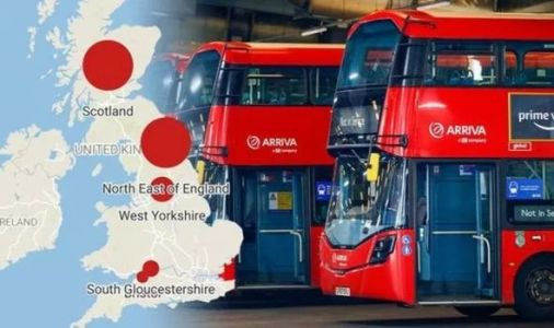 'Leaving in droves!' Bus firms face shortage as HGV drivers' salary pays more than double