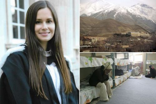 British academic jailed in Iran says she 'feels abandoned and forgotten'