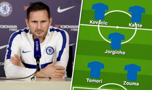 Chelsea team news: Predicted 4-3-3 line up vs Man City -Pulisic doubt, suspended ace back