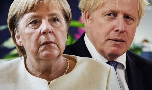 Merkel to 'step in' and order Boris and EU leaders to engage to break Brexit deadlock
