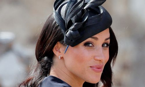Take a look at Meghan Markle's passport holder