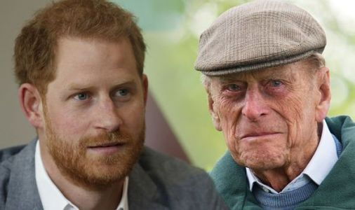 Prince Harry's 'serious' promise to Prince Philip before US move exposed