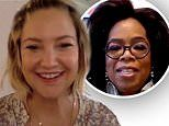 Kate Hudson Facetimes Oprah after joining WW family. two months following birth of daughter Rani