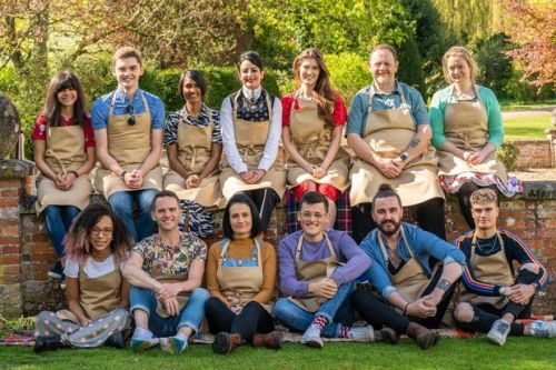 Here's who left The Great British Bake Off in week eight