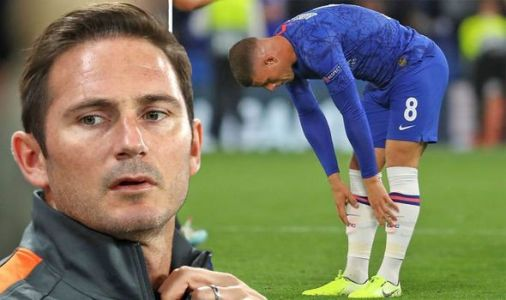 Frank Lampard reveals Chelsea dressing room reaction to Ross Barkley Valencia penalty miss