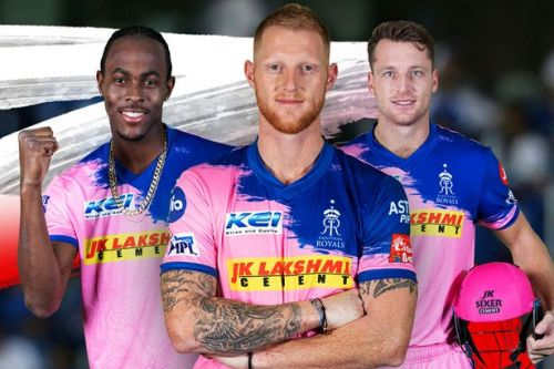 Ben Stokes, Jofra Archer and Jos Buttler retained by Rajasthan Royals - as Steve Smith is named captain