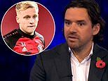 Owen Hargreaves claims Donny van de Beek can be Manchester United's answer to Thomas Muller