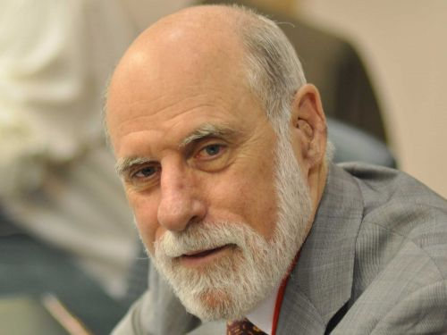 Vint Cerf, who helped create the internet, has the coronavirus
