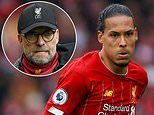 Virgil van Dijk jokes he models his game on Liverpool legend Sami Hyypia in reply to Jamie Carragher