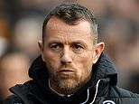 Gary Rowett faces extended absence from the dugout after Millwall boss tests positive for Covid-19