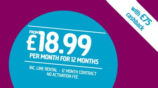 Plusnet's new cheap broadband deal means a year of internet for less than £13 a month