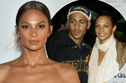 Alesha Dixon says she wouldn't have cared if she crashed car after her first husband cheated