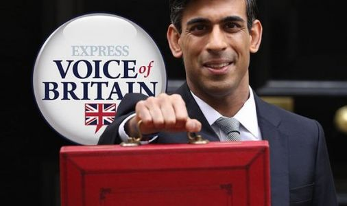 Rishi Sunak urged to NOT increase taxes to pay for Covid cost - 'Get the economy flying!'
