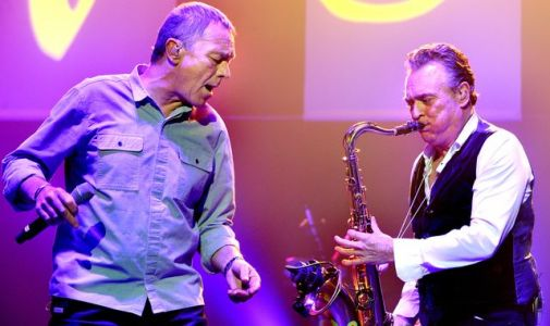 UB40 singer Duncan Campbell in hospital after suffering a stroke