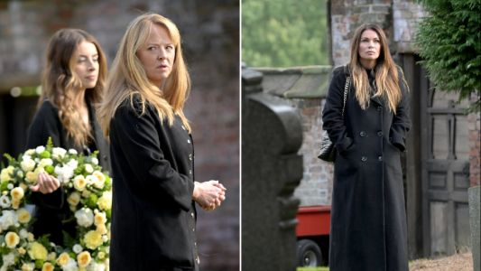 Coronation Street spoilers: More tragedy as cast film funeral scenes