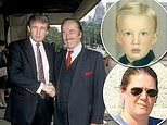 Donald Trump suffered 'child abuse' at the hands of his father, his niece claims in book