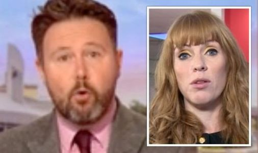 Angela Rayner humiliated as Labour confronted on failing support 'You're still struggling'